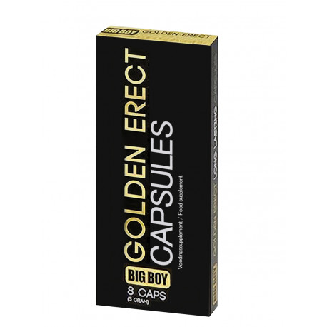 GOLDEN ERECT - 8 tablet