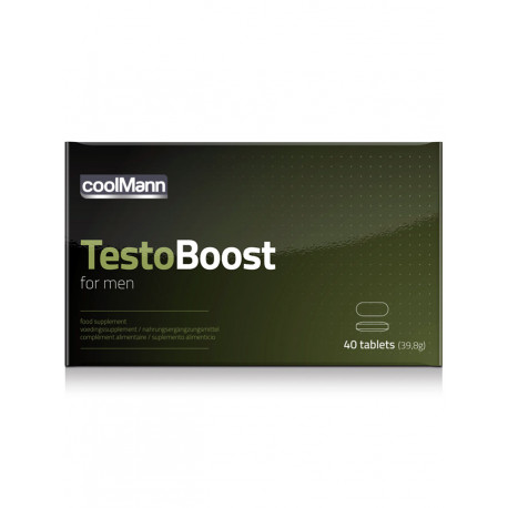 TestoBoost for men - 40 Tablets